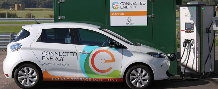 Newcastle S Connected Energy To Use Old Car Batteries Dutch Electricity Grid